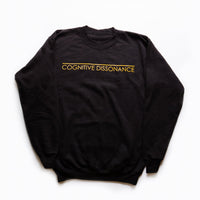 Cognitive Dissonance Crewneck