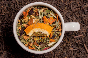 Orange and Grapefruit Tea