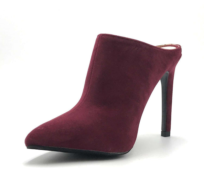 Anne Michelle Stepup-11 Burgundy Color  Shoes for Women