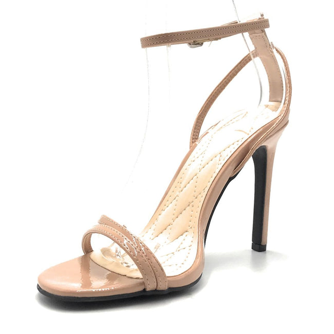Anne Michelle Timeless-16S Nude Color Heels Shoes for Women