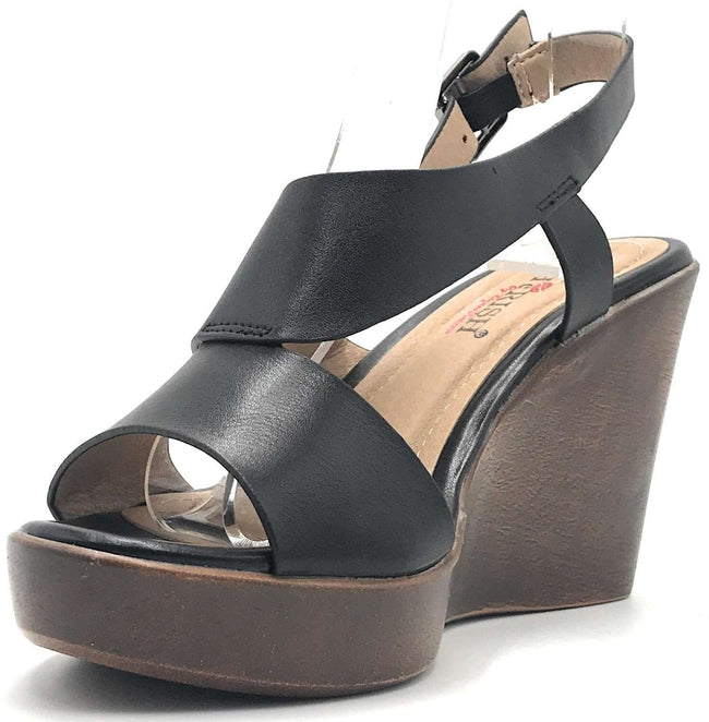 Cherish Hollyn-3 Black Color  Shoes for Women