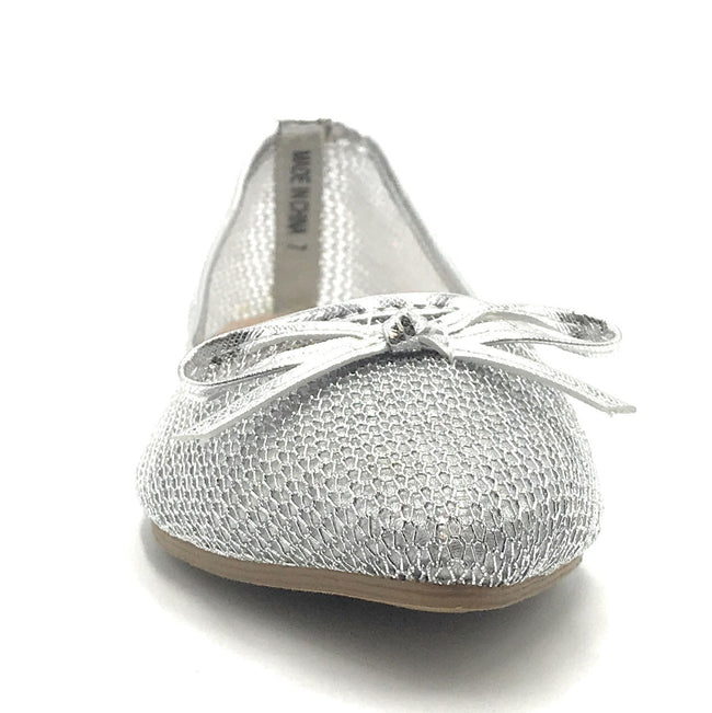 DbDk Dew-1 Silver Color  Shoes for Women