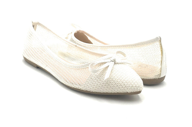 DbDk Dew-1 White Color  Shoes for Women