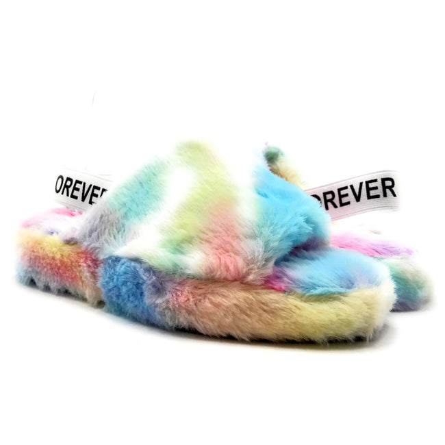 Forever Full-11 Multi Color Flat-Sandals Both Shoes together, Women Shoes