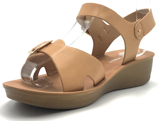Forever Jenny-46 Beige Color  Shoes for Women