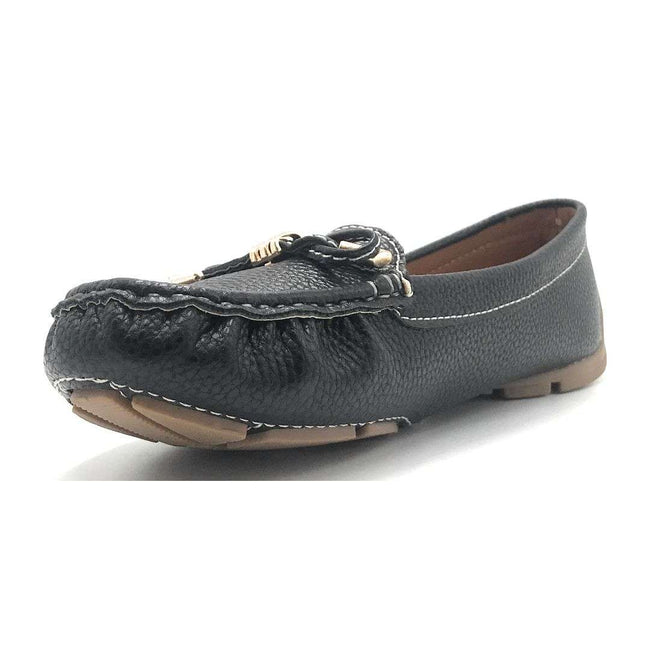 Forever Jimmi-05 Black Color Ballerina Shoes for Women