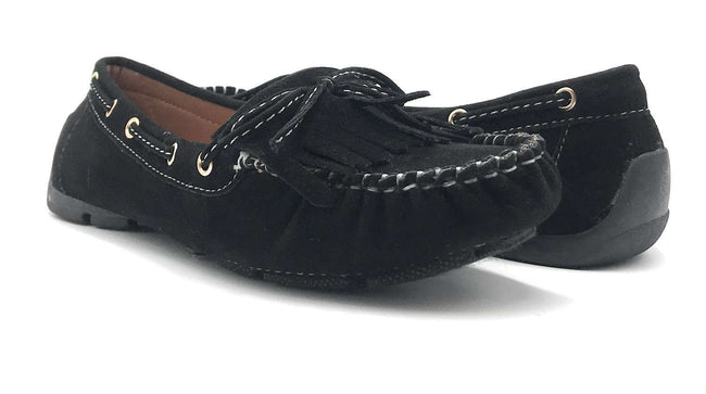 Forever Link Jimmy-04 Black Color  Shoes for Women