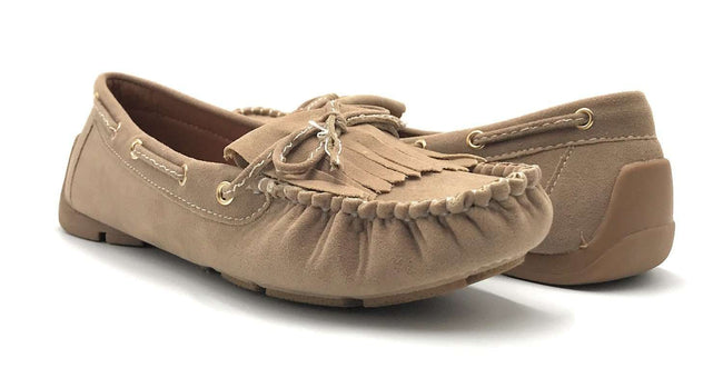 Forever Link Jimmy-04 Taupe Color  Shoes for Women