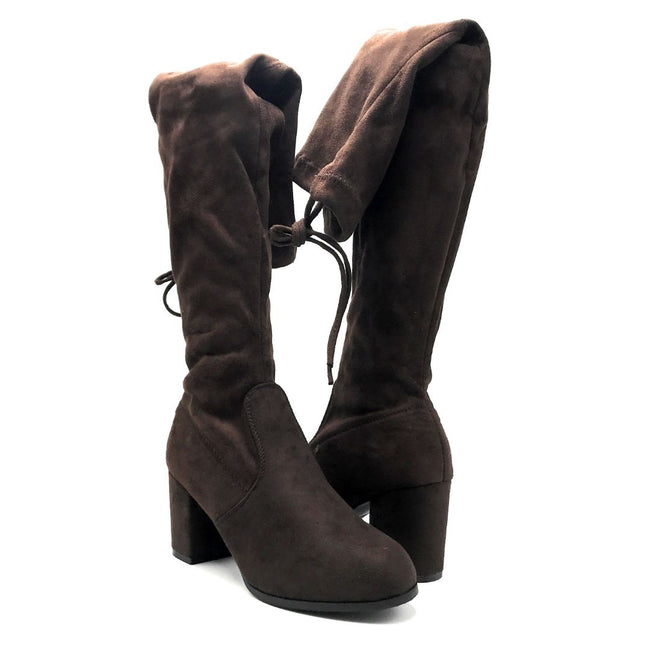 Forever Life-30 Brown Color Boots Both Shoes together, Women Shoes