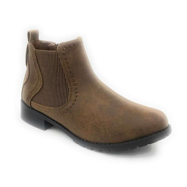Forever Link Inspire-22 Tan Color Boots Shoes for Women
