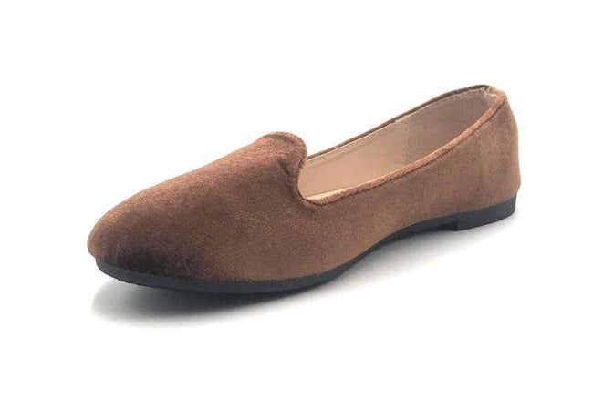 Forever Link Melly-02 Brown Velvet Color