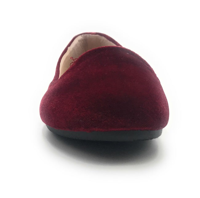 Forever Link Melly-02 Burgundy Velvet Color