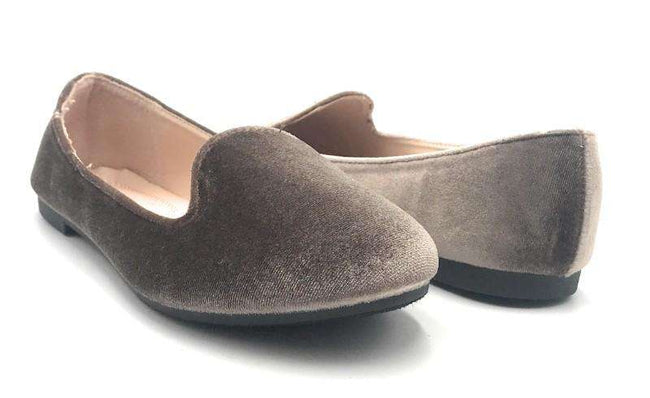 Forever Link Melly-02 Taupe Velvet Color