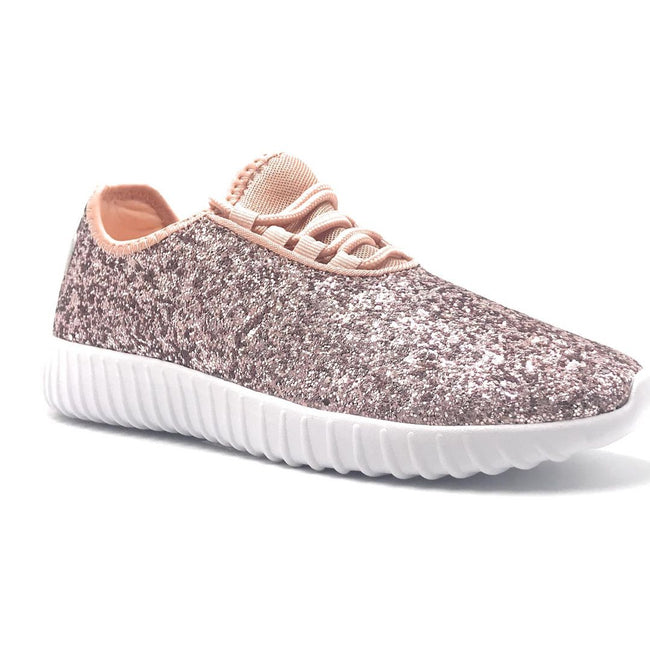 Forever Link Remy-18 Pink Color Fashion Sneaker Shoes for Women
