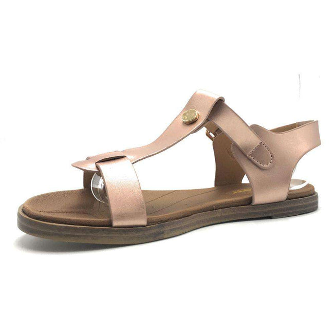 Forever Mild-62 Tan Color Flat-Sandals Shoes for Women