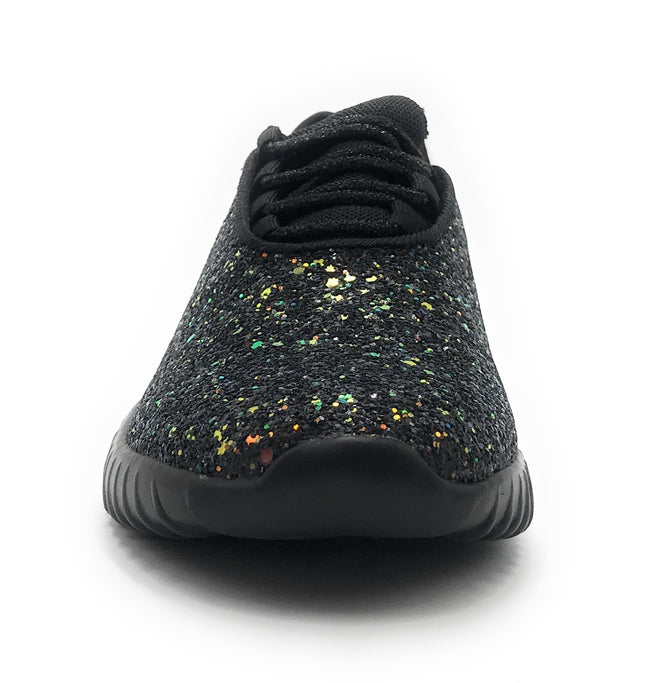 Forever Link Remy-18 Multi_Black Color  Shoes for Women