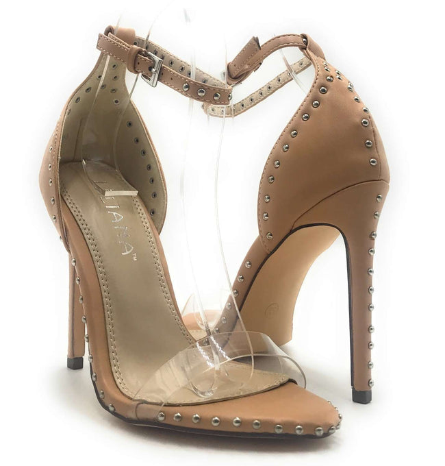 Liliana Barbara-128 Nude Color  Shoes for Women