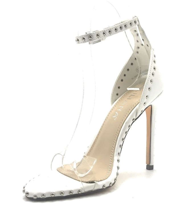 Liliana Barbara-128 White Color  Shoes for Women