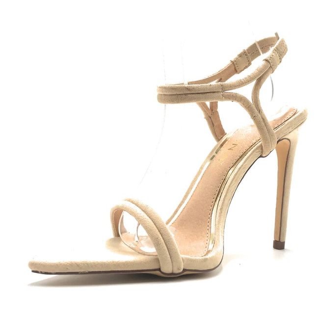Liliana Laurent-6 Nude Color Heels Shoes for Women