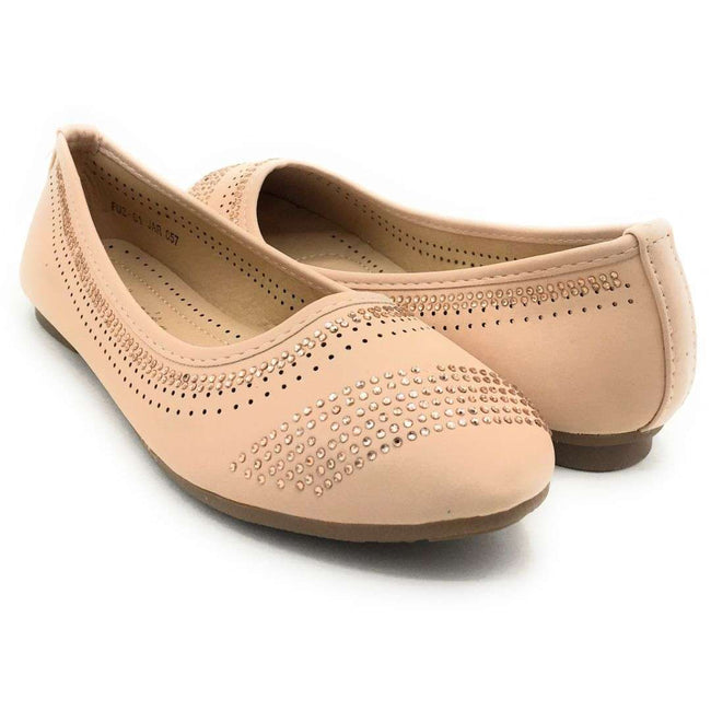 Lucita FU2-61 Pink Color Ballerina Shoes for Women