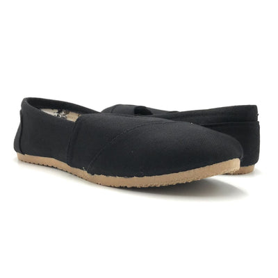 Olivia Jaymes Nina-03 Black Color Moccasin Shoes for Women
