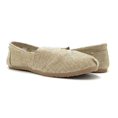 Olivia Jaymes Nina-03 Natural Color Moccasin Shoes for Women