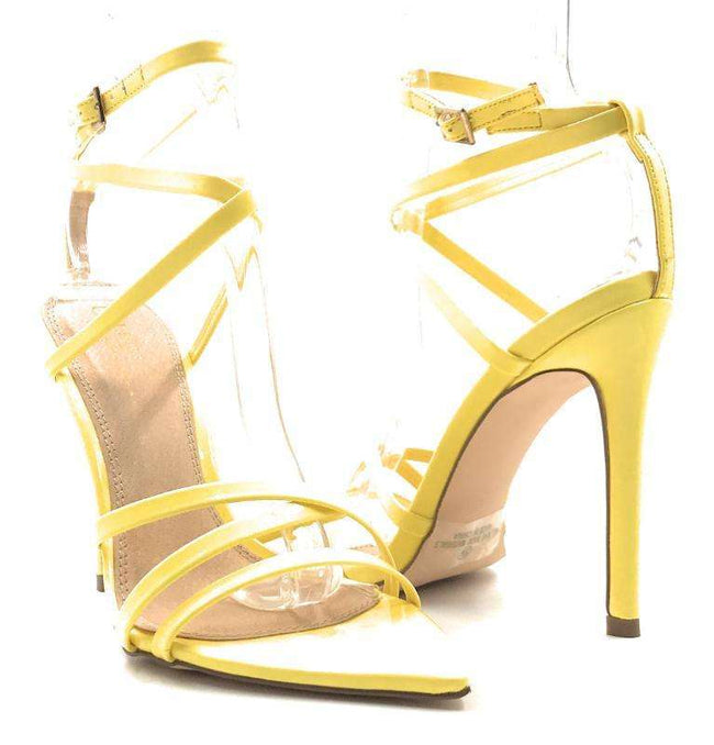 Olivia Jaymes Fergie Yellow Color