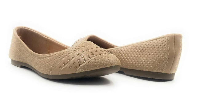 SBUP F07-210 Beige Color  Shoes for Women