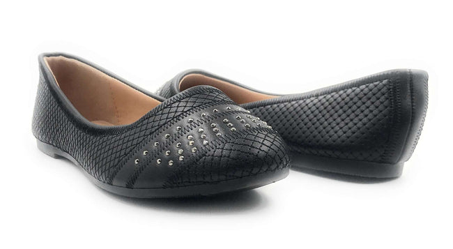 SBUP F07-210 Black Color  Shoes for Women