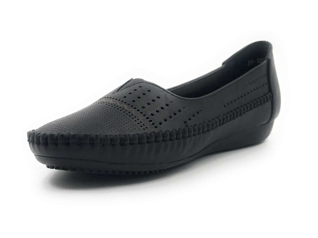 SBUP F18-1003 Black Color  Shoes for Women