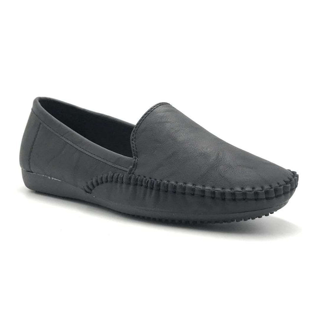 SBUP F8-5004 Black Color Ballerina Shoes for Women