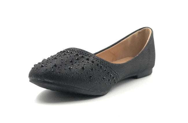 SBUP FC-020 Black Color  Shoes for Women