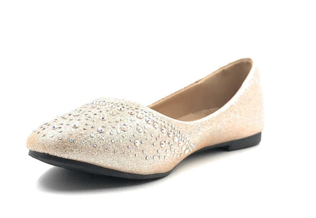 SBUP FC-020 Champagne Color  Shoes for Women