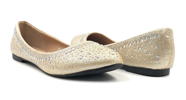 SBUP FC-020 L Gold Color  Shoes for Women
