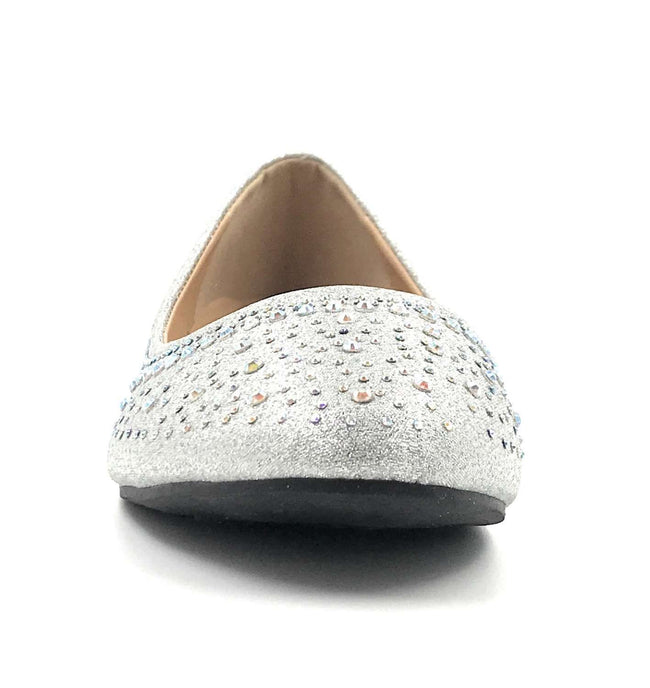 SBUP FC-020 Silver Color  Shoes for Women