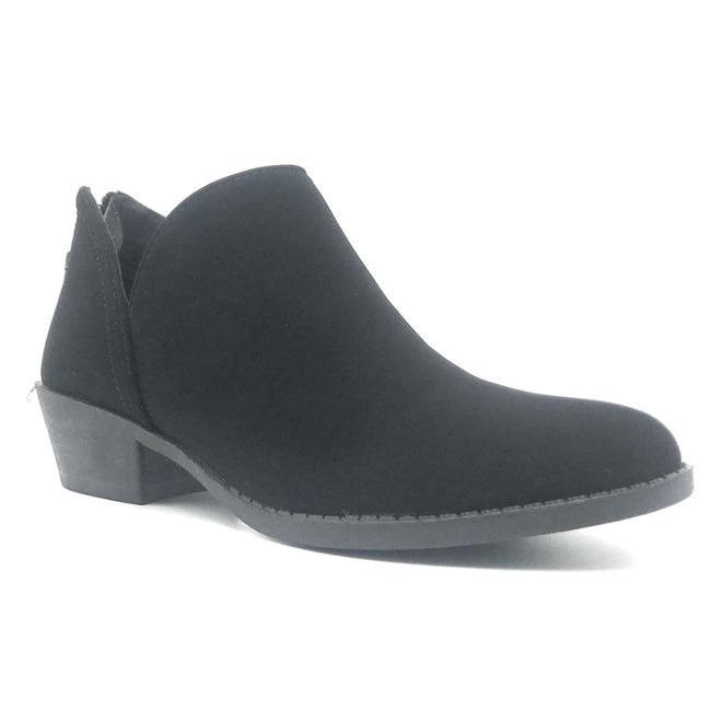 Top Moda Draco-1 Black Color Boots Shoes for Women