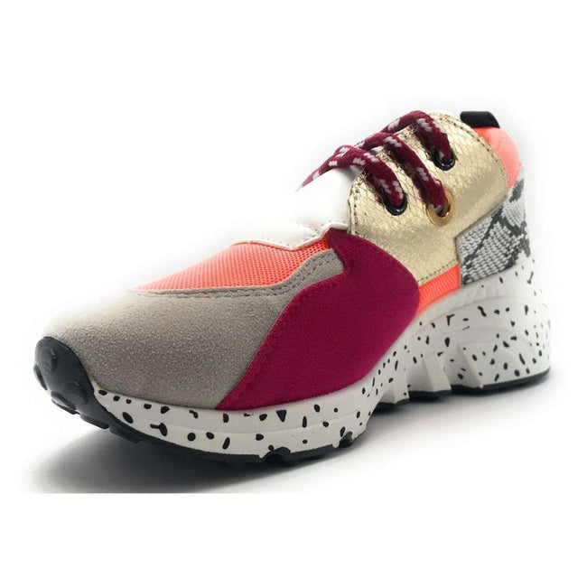 Yoki Clint-16 Grey Color Fashion Sneaker Shoes for Women