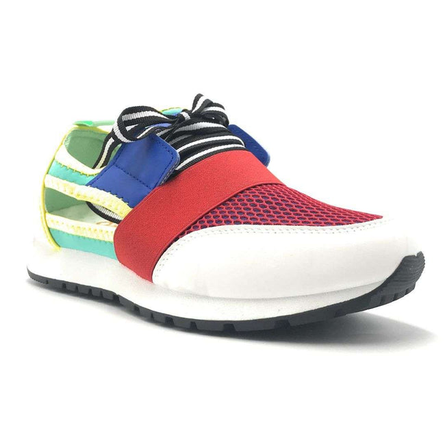 Yoki James-14 Multicolor Color Fashion Sneaker Shoes for Women