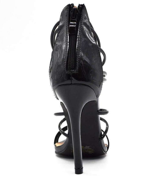 FOREVER LINK CURIOUS-14 BLACK Women Shoes
