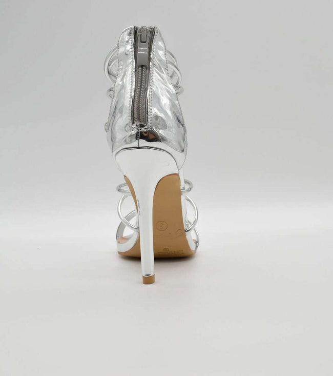 FOREVER LINK CURIOUS-14 SILVER Women Shoes