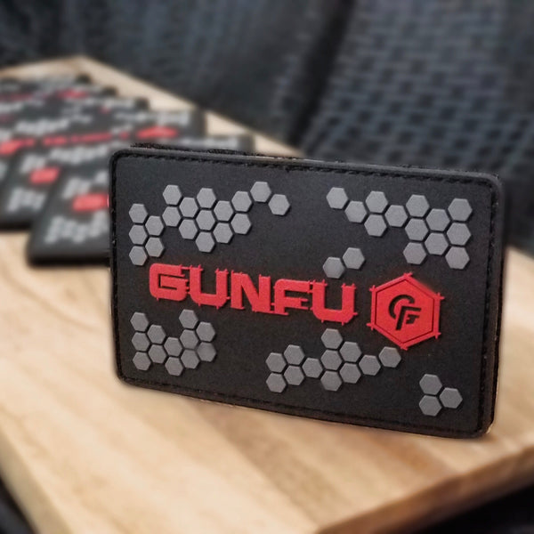 GUNFU SIGNATURE MORALE PATCH