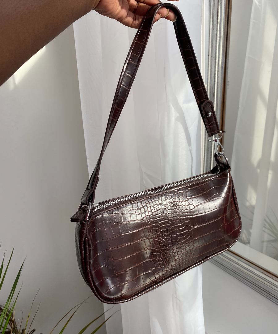 Bag Talk Shoulder Bag