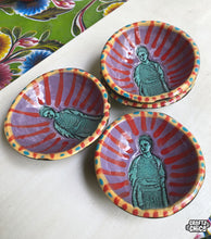 Frida Clay Ring Dish