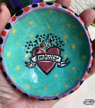 Amorcito Clay Ring Dish