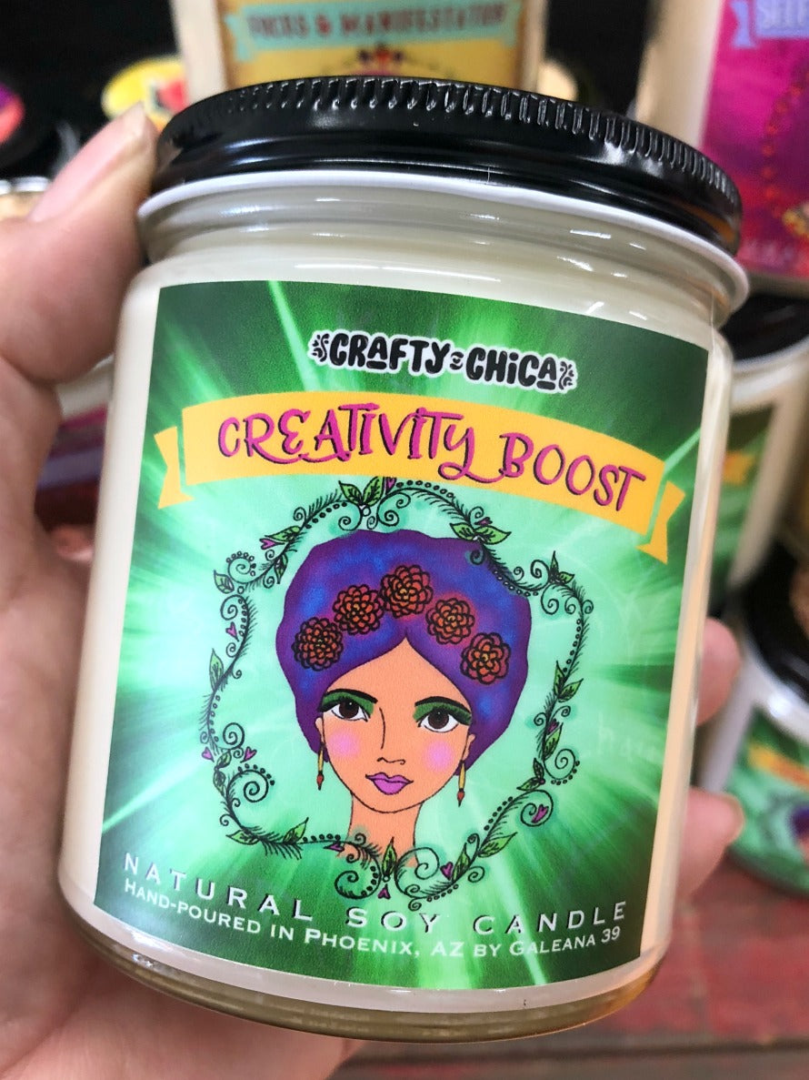 Creativity Boost Candle