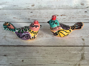 Set of 2 Love Birds