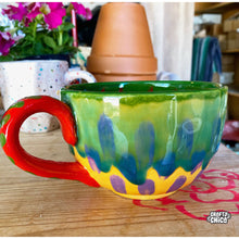 Gourmet Glazed Mug - Fiesta Yellow
