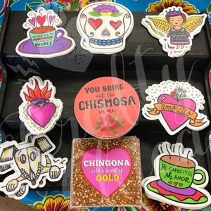 Arizona Chica Sticker