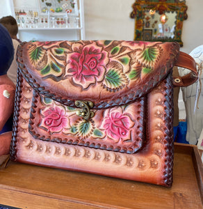 Rosa Mexicana Boxy Purse