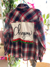 Upcycled Shirt: Chingona